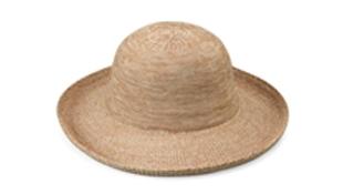 Victorian sun hat