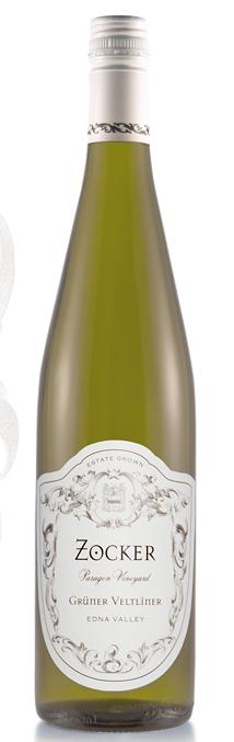 Grüner Veltliner white wine