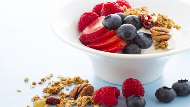 FruitParfait - improve your health