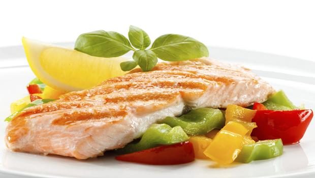 SalmonandVeggies - improve your health