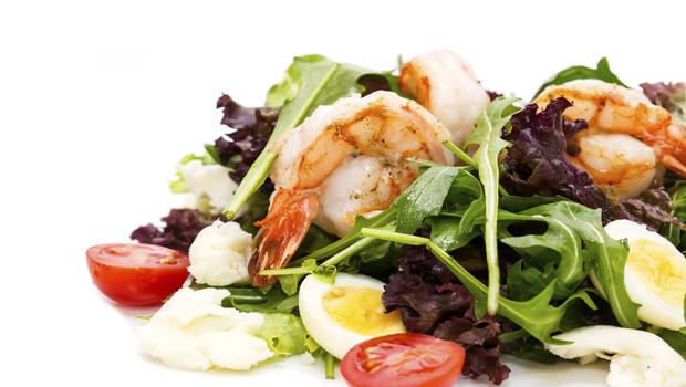 ShrimpSalad - improve your health
