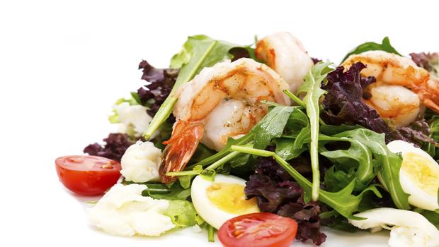 ShrimpSalad - improve your health