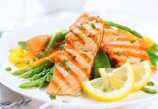 protect against heart disease FattyFish