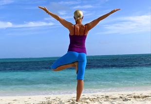 Favorite Yoga Poses: the Tree Pose