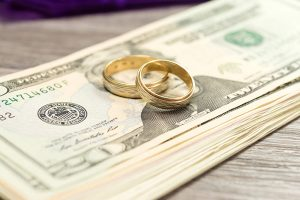 Image result for the financial effect of divorce