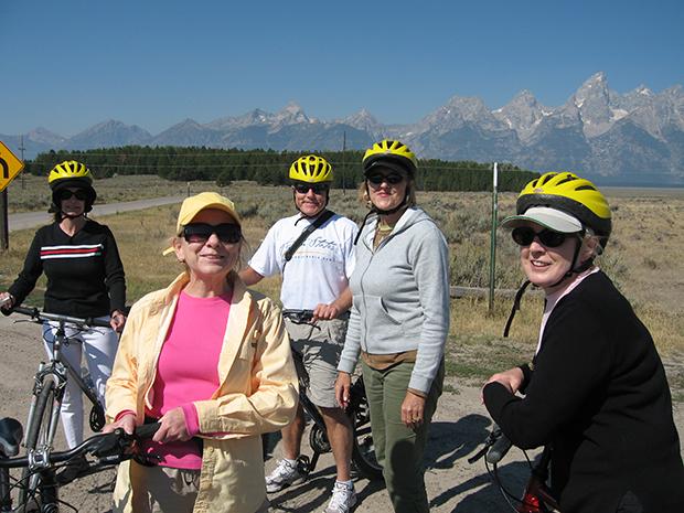 Biking-with-Friends