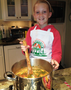 Girl_Cooking_Minestrone_Soup