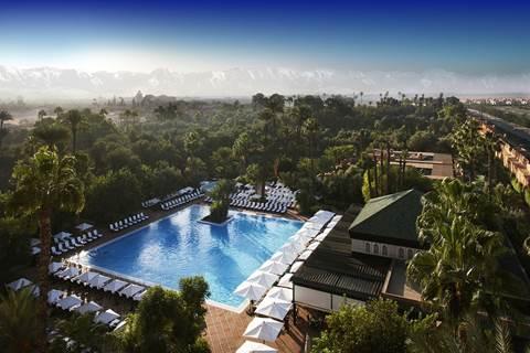 Hotel in Morocco