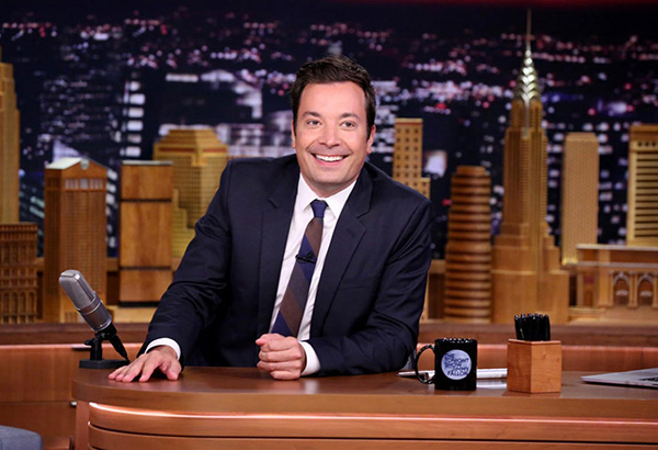 Jimmy Fallon and Thank You Notes