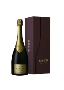 Krug Grand Cuvee bottle box