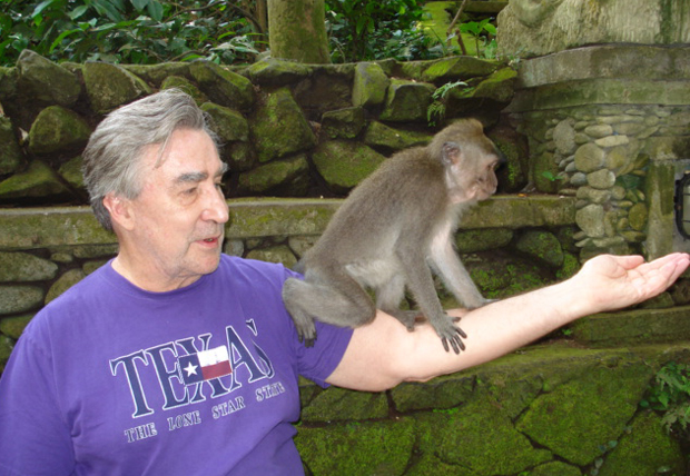 John_And_monkeys