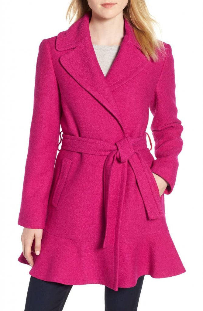 Kate Spade Skirted Coat