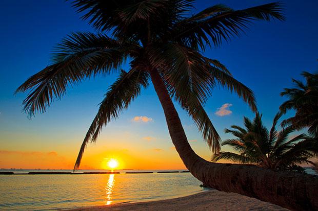 Maldives-Stunning-Sunset