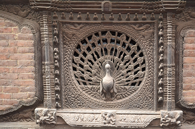 Peacock-Window-in-Bhaktapur