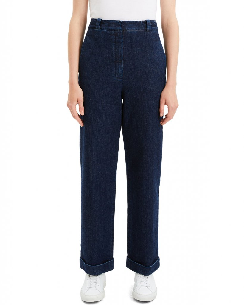 Theory Denim Trouser