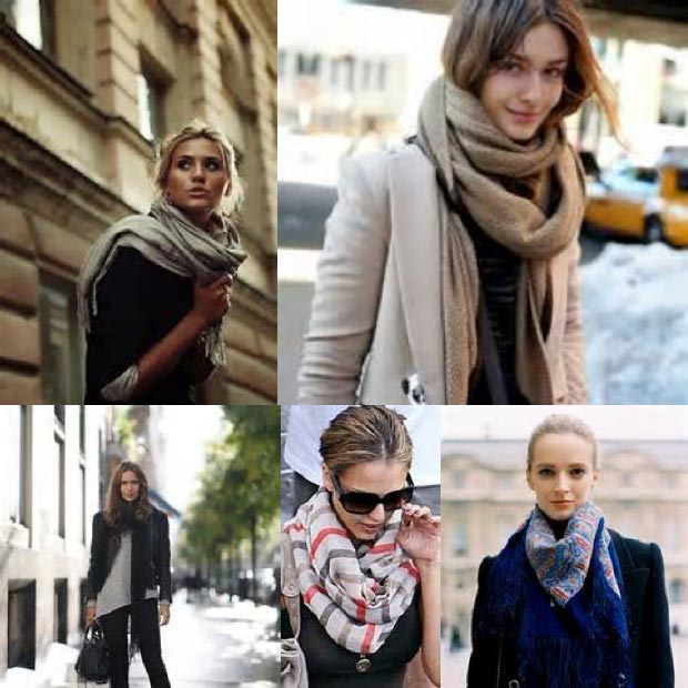 How to wear a scarf like a parisian prime women an online magazine howtowearascarf scarves ccuart Images