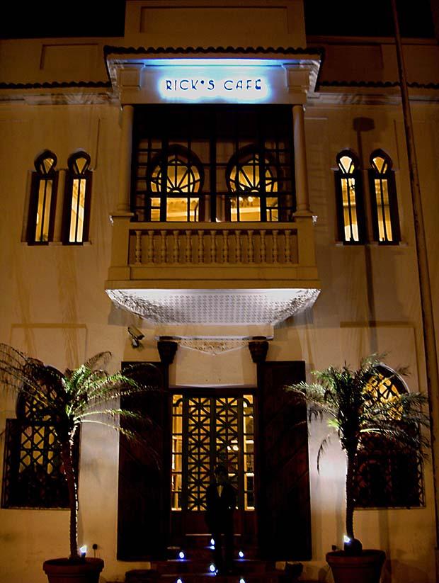 Rick S Cafe Casablanca Menu