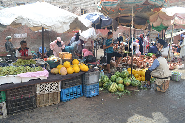 Souk-market