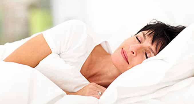 Sleep is one of the 6 Things Healthy Women Consistently Do