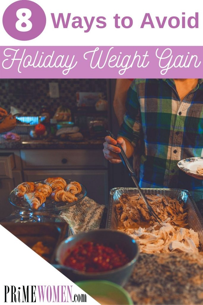 8 Ways to Avoid Holiday Weight Gain
