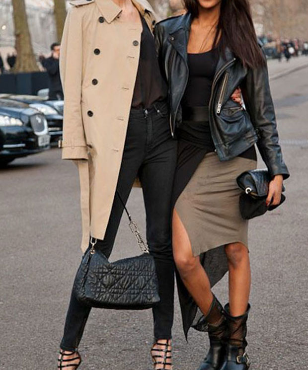 Trench-and-Leather
