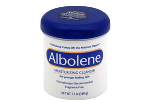 albolene best drugstore skin care