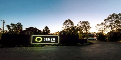 Senza-Hotel-Outside-Sign