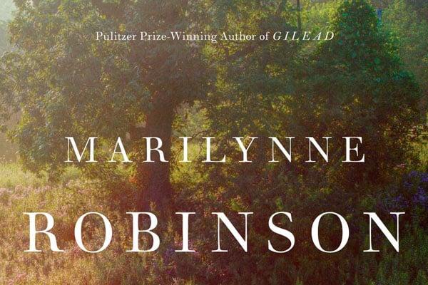 Meet author marilynne-robinson