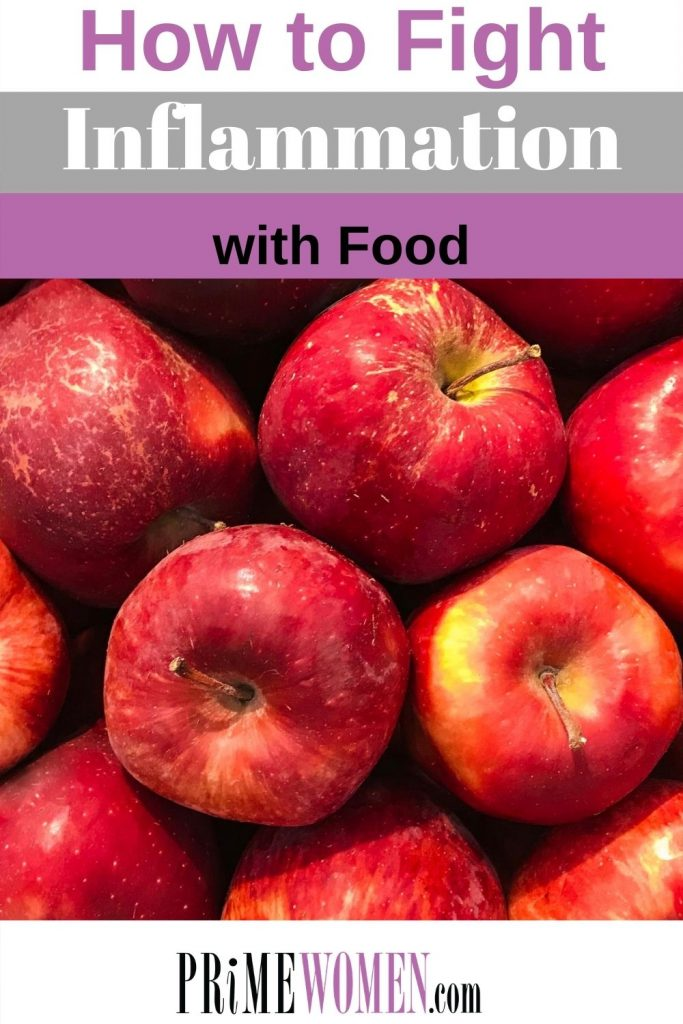 How to inflammation with food