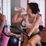 Women in spin class - Vigorous Exercise