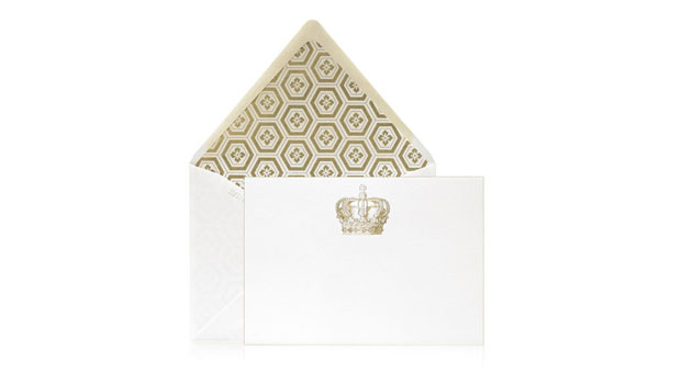 Gold-Crown-Stationery