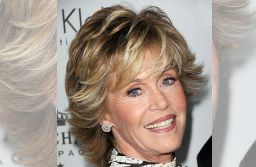 Jane Fonda I'm Sorry