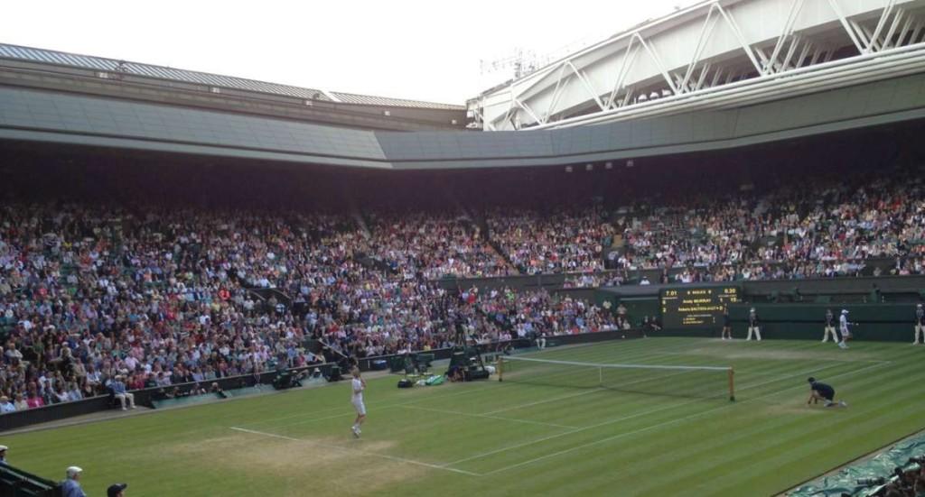 Wimbledon...