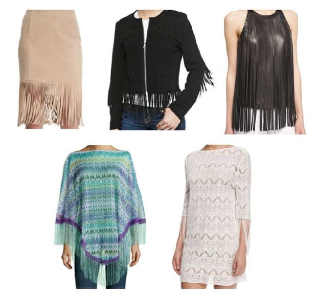 fringe clothing