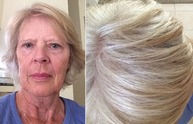 Does Your White Hair Color Wash You Out? Here's What To Do!