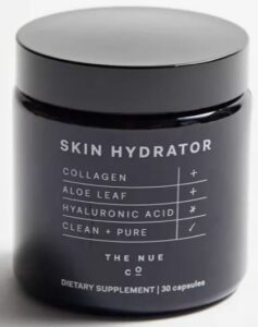 Nue Skin Hydrator- oral supplements for skin