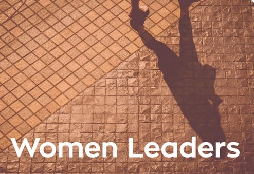 Become a woman leader