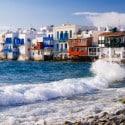 Mykonos Beach Front