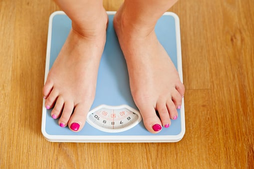 menopause and not losing weight