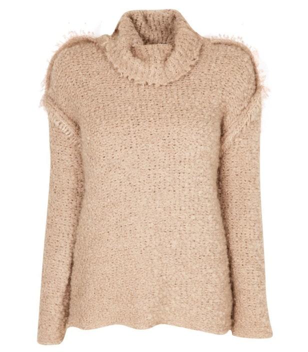 Cliff Turtle Neck Sweater