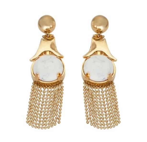 Gazebo Chandelier Earrings