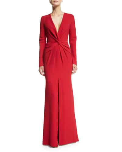 Evening Wear, Red