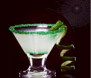 Swamp demon cocktail