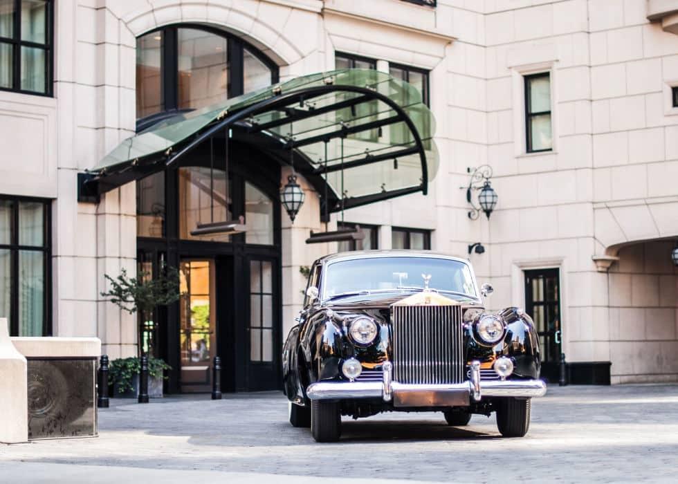 The Waldorf Astoria in Chicago