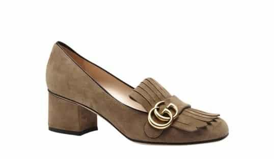 Marmont Scamosciato Heel