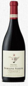 domain serene 2012 wine pairs with turkey