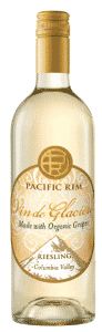 pacific rim vin glace riesling pairs with pumpkin pie