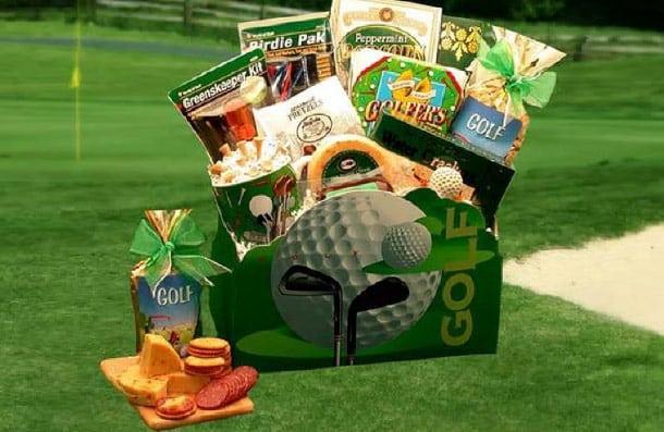 Golf Delights Gift Box