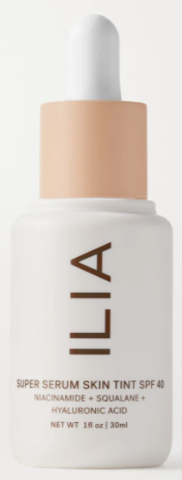 Look younger fast with Ilia tinted moisturizer