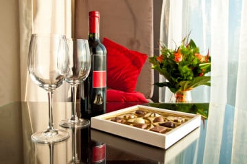 Chocolate and Wine Pairings Feature